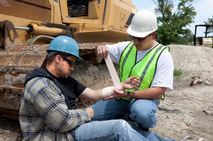 workplace injury image