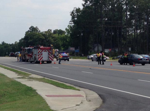 Baxley Tractor Trailer Accident