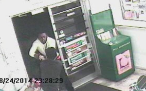 Convenience Store Shooting Surveillance Footage (Fox Atlanta News)