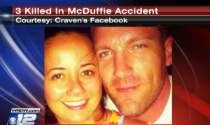 Craven Family Killed in Tractor Trailer Accident (WRDW)