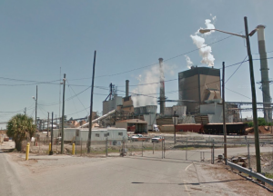 International Paper Mill, Lathrop Avenue, Savannah