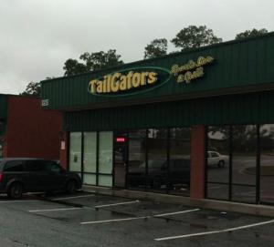 Terrence Robinson Shot in Alley Outside Tailgators Sports Bar (Gwinnett Daily Post)