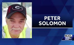 Peter Solomon Savannah Work Accident