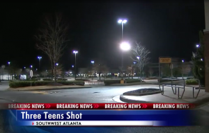 Camp Creek Marketplace Shooting