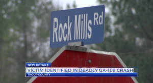 George Green Killed in Rock Mills Road Accident.