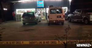 2 Injured After Shooting at El Barrio Food Market.