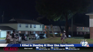 Jarvis Lee Jones, 31, Killed in River Glen Apartments Shooting.