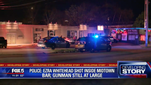 Ezra Whitehead Seriously Injured in Revery Virtual Reality Bar Shooting.