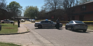 Two Injured in Dogwood Terrace Apartments Shooting.