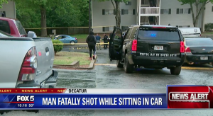 Man Fatally Shot While Sitting in Car at Willow Ridge Apartments