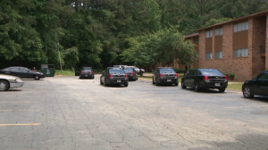 Austin Oaks Apartment Complex Shooting Leaves One Man Injured.