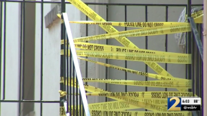 Mother and 4-Year-Old Daughter Seriously Injured When Apartment Complex Stairwell Collapses.