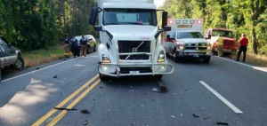 Gabriel Halton Johnson Injured in Car Accident on U.S. 441 in Putnam County.