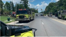 Highway 17 and Berwick Boulevard Accident Leaves Multiple People Injured.