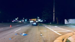 Robert Lee Seriously Injured in Pedestrian Accident in Savannah.