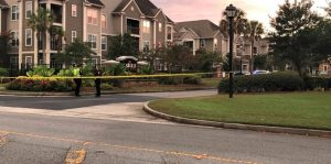 The Carlyle at Godley Station Apartments Shooting, Pooler, Leaves One Person Injured.