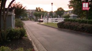 The Park at Tara Lake Apartments, Victim Fights off Sexual Assault Attacker.