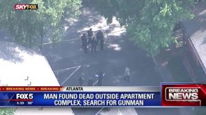 Update: Deangelo Earley Identified as Victim Killed in The 500 Apartment Complex Shooting.