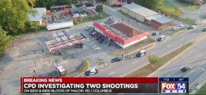 Justis Bolen Killed in Columbus, GA Gas Station Shooting.