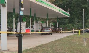 DeKalb County, GA Gas Station Shooting Leaves Elderly Man Dead.