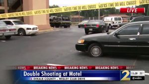 OYO Hotel Shooting, Decatur, GA Leaves One Man Dead, One Injured.