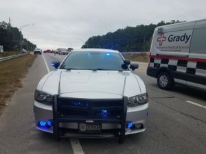 Accident on U.S. 29 in Fairburn, GA Leaves One Person Fatally Injured and Another Seriously Injured.