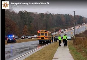 Jose Arturo Corejo-Nunez, Two Sisters Struck While Getting on School Bus in Cumming, GA.