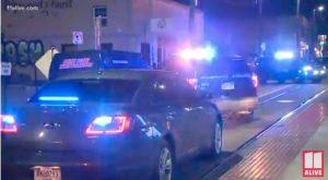Ghost Bar Shooting in Atlanta Leaves One Man Injured.