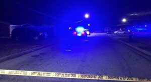 Macon, GA Apartment Complex Shooting Leaves One Man Injured.