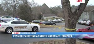 Macon, GA Apartment Complex Shooting Leaves One Young Man Injured.