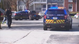 Peachtree Park Apartments Shooting in Buckhead Atlanta, Leaves One Man Fatally Injured.