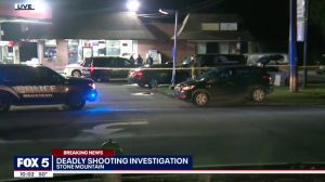 Stone Mountain, GA Gas Station Shooting Leaves One Man Dead..