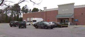 Atlanta Walmart Parking Lot Shooting Leaves One Man Fatally Injured.