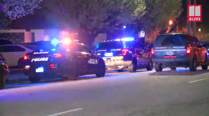 Gold Room Club Argument Leads to Shooting Outside, Leaves One Person Injured.