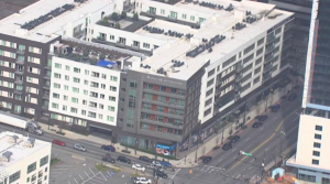 The Hanover West Peachtree Shooting in Midtown Atlanta Claims One Life, Injures Another.