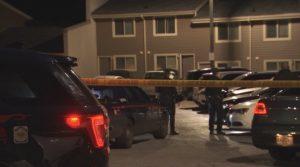 Oxford Village Townhomes Apartment Shooting, Atlanta, GA, Leaves Two People Injured.