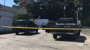 Atlanta, GA Gas Station Shooting Leaves One Teen Man Injured.