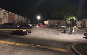 Hickory Park Apartments Shooting in City of South Fulton Fatally Injures One Man.