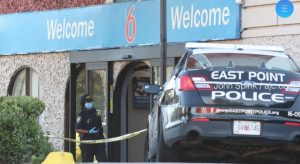 East Point, GA Motel Shooting Injures at least one Person.
