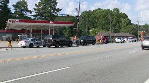 Cortez Miliam Fatally Injured in Union City, GA Gas Station Shooting.