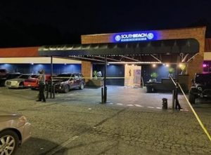 South Beach Nightclub Shooting, City of South Fulton, GA, Injures Two People.