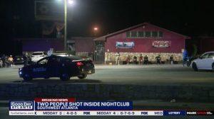 Club Déjà Vu Shooting, Atlanta, GA, Leaves Two People Injured.