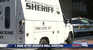 Derrell Little Fatally Injured in Augusta Mall Shooting; Bystander Aubrey Adams Injured.