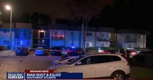 Shooting at the Life at Marketplace Apartments in Atlanta, GA Claims Life of One Man.