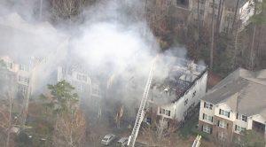 Fairington Village Apartments Fire in Lithonia, GA Causes Multiple Injuries.
