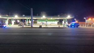 DeKalb County, GA Gas Station Shooting Leaves Man in Critical Condition.