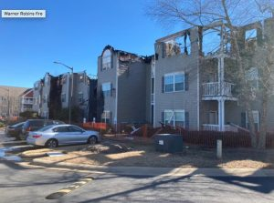 Sheena Shumate Tragically Losses Life in Warner Robins, GA Apartment Complex Fire.