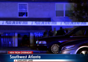 Oakland City West End Apartments Shooting in Atlanta, GA Injures Five People, One Critically.