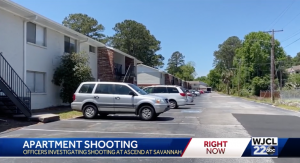 Ascend at Savannah Apartment Complex Shooting in Savannah, GA Leaves One Woman Injured.