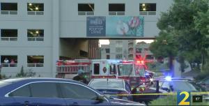 Richard Sweeley, Volcan Topalli, Andre Bourdage Injured in Buckhead Atlanta, GA Apartment Complex Shooting.